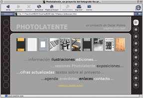 web de Photolatente