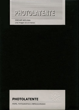 Sobre Photolatente, Oscar Molina